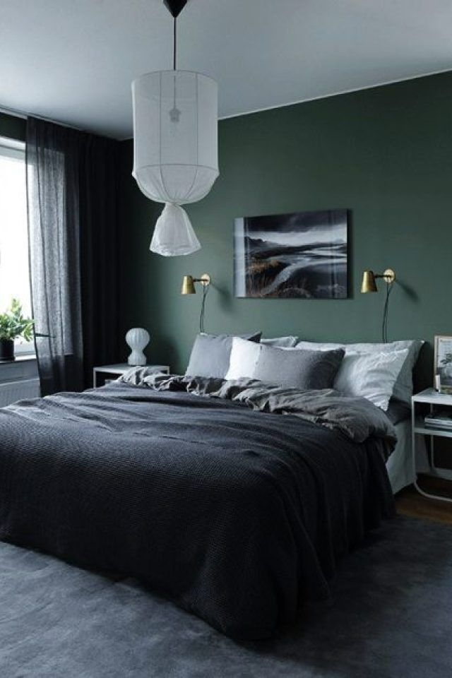 Best 25 Bedroom Wall Colors Ideas On Pinterest Wall Colors Bedroom Paint Colors And Wall Co Green Bedroom Walls Green Bedroom Design Bedroom Interior
