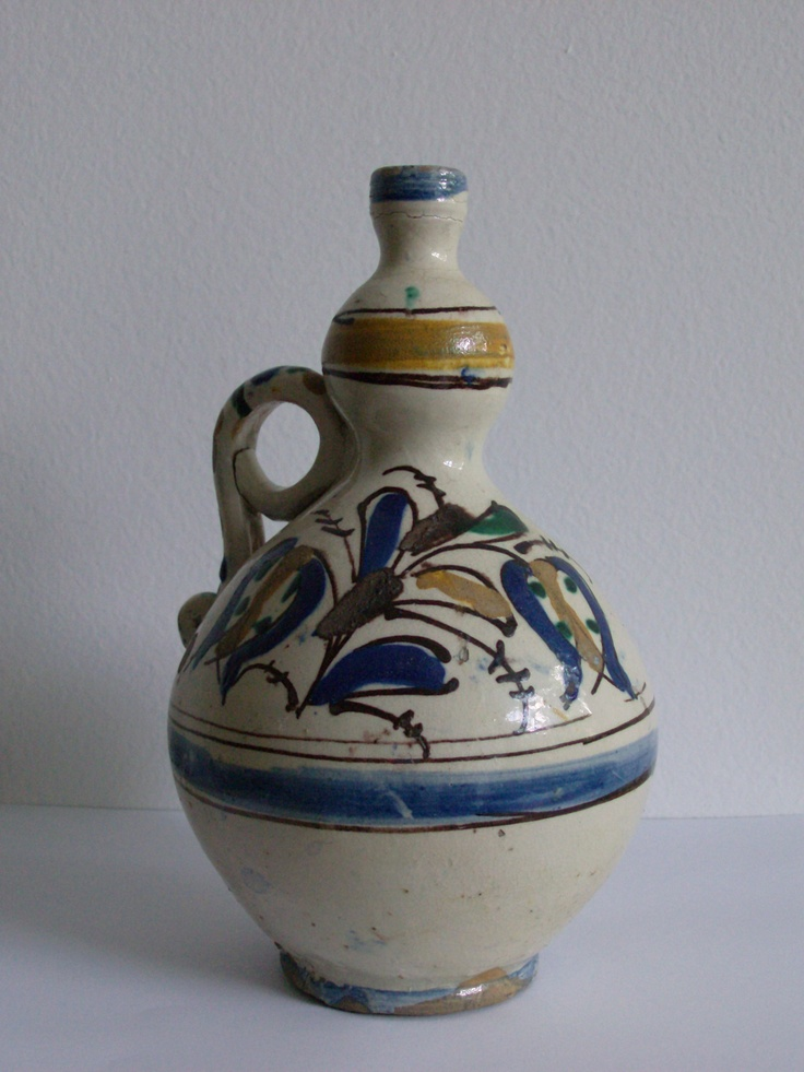 Hungarian wine jar from Torda/Thorenburg/Turda, Transylvania. Private collection, Hungary.