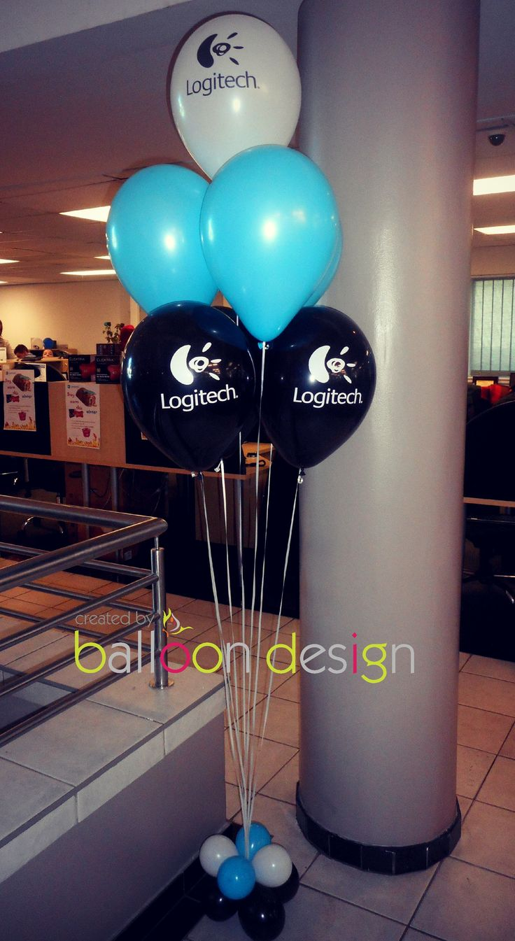 Balloon Bouquet for Logitech