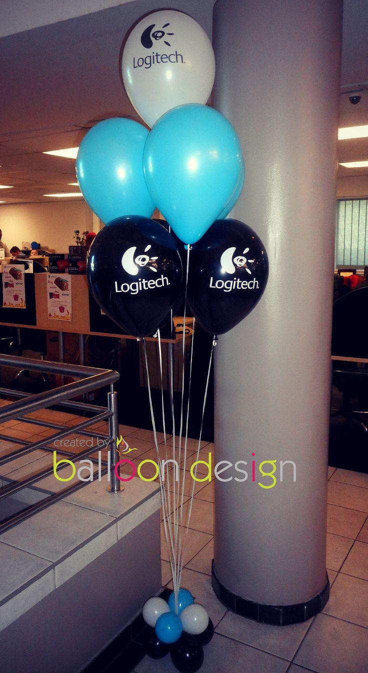 Balloon Bouquet for Logitech