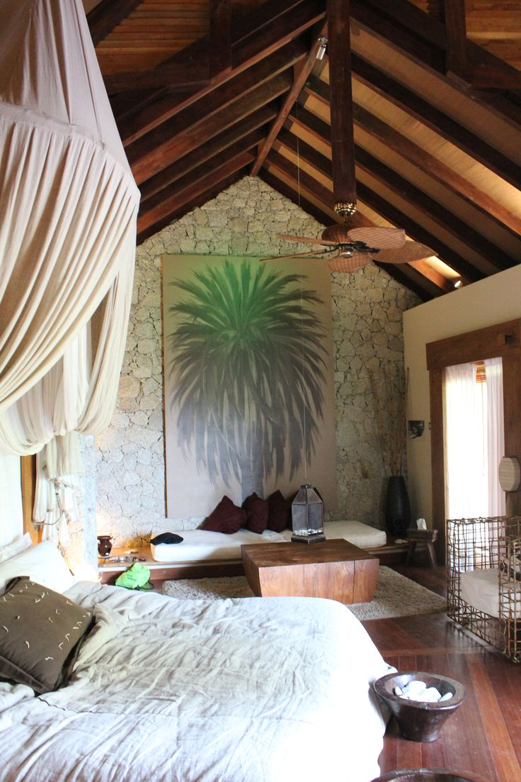 Le Domaine's Villas de Charme are ideally located against the slopes of the hillside to offer views over the the luxuriant and romantic tropical surroundings. #Architecture #Architect #Design #Designer #Royal #bungalow #Detail #Decor #Bedroom #jungle #life #vacation #RealPleasure #indianOcean #Seychelles #Islands #LaDigueIsland #LeDomaine's #DeL'Orangeraie #VillaDeCharme #villa #Hotel #luxury #Pleasure #inspiration