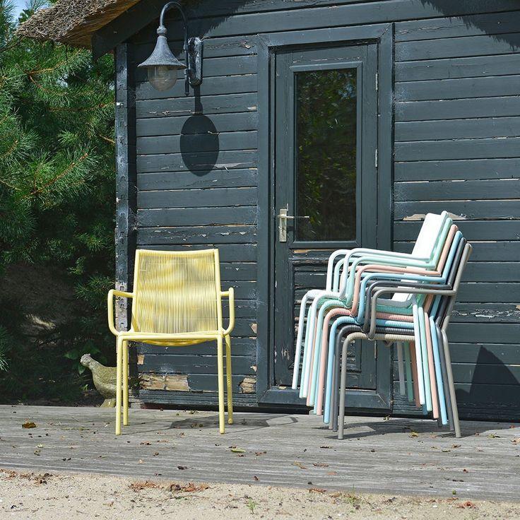 Valerie stapelbare stoel - Valerie - Collectie Max & Luuk