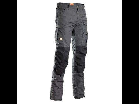 Fjallraven Barents Trousers - Review - The Outdoor Gear Review - http://outdoors.tronnixx.com/uncategorized/fjallraven-barents-trousers-review-the-outdoor-gear-review/