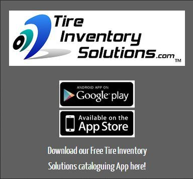 So questions were was asked…What would be the most efficient way to find tires quickly and easily. http://tireinventorysolutions.com/
