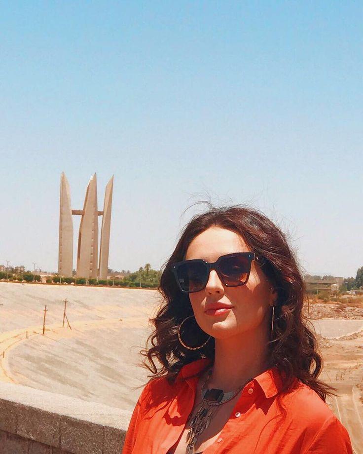 a amizade egípcia russa ao fundo 😁🇪🇬 é o símbolo da flor de lótus + engrenagens. Uma forma dos egípcios agradecerem os russos por ajudarem na construção da alta represa.