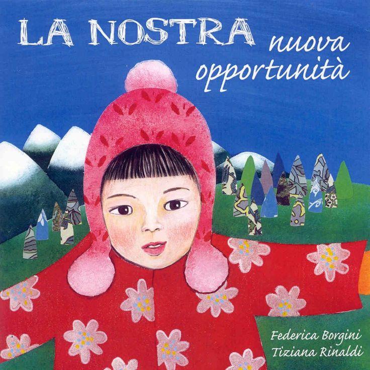 La nostra nuova opportunità - book cover by Tiziana Rinaldi