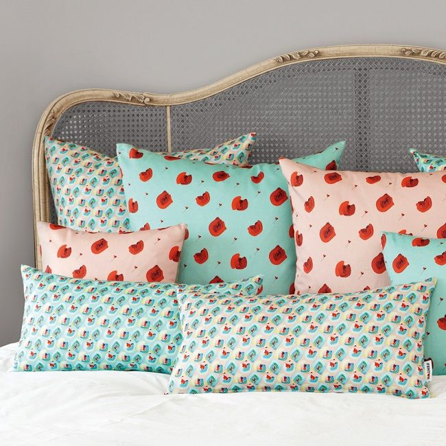 highly strung cushions