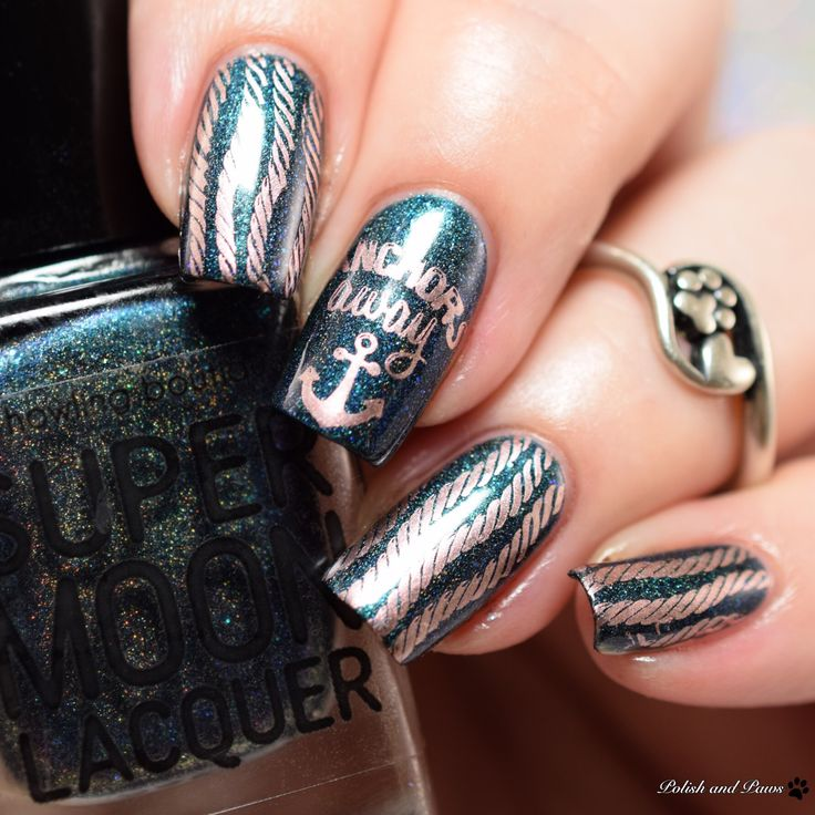 385 best my nail art images on pinterest beautiful beauty nails as a self proclaimed stamp a holic i am always on the hunt for new stamping plates so when lina nail art a new stamping plate maker contacted me recently prinsesfo Image collections