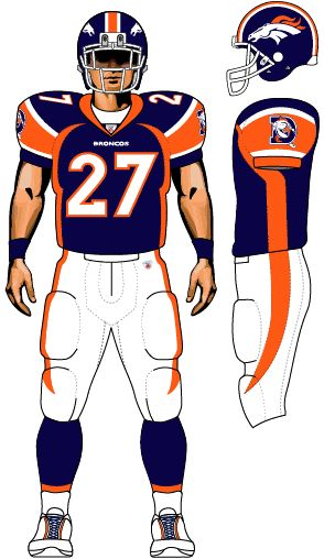 The broncos need a new look [Archive] - Broncos Message Boards
