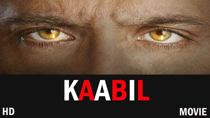The Latest Movie Kaabil 2017 Full HD Movie Watch Online Free Download Torrent File.The movie starring Hrithik Roshan and Yami Gautam.