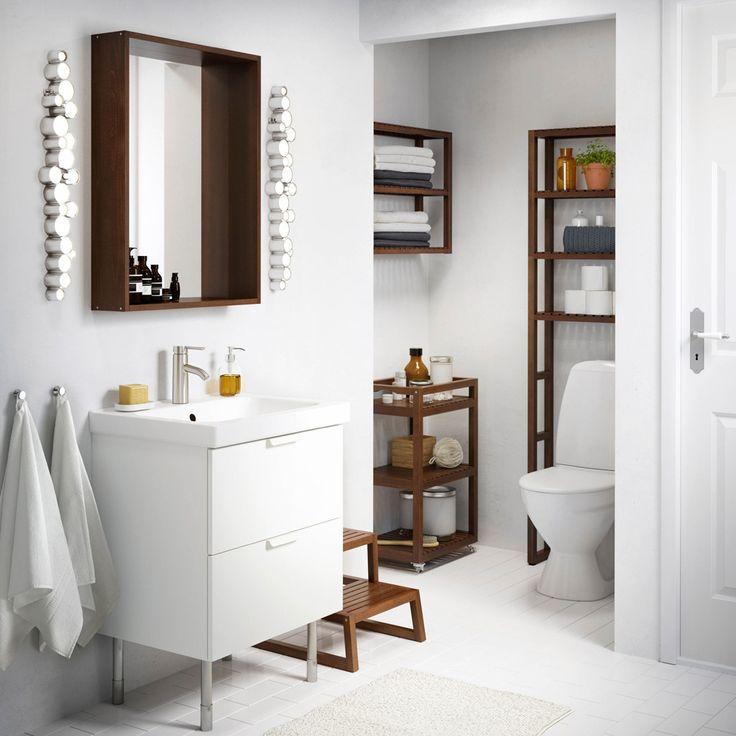 Ikea Bathroom, Ikea Bathroom Floor Cabinet