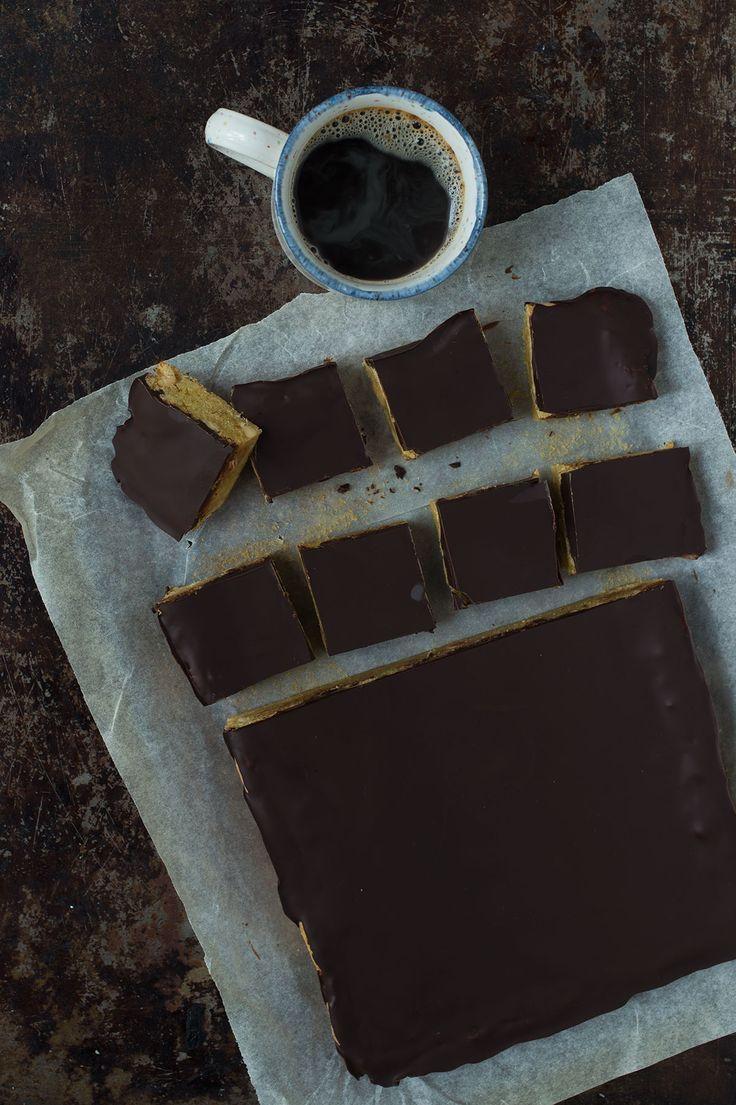 Opskrift: En slags snickerskage