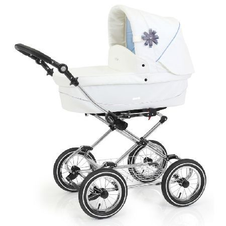 BabyStyle Prestige Classic Chassis Pram Package Includes: Baby Style Classic Chassis (Optional: Classic Chrome  Classic Black) Baby Style Pushchair Seat Unit Baby Style Carrycot Footmuff Changing Bag Parasol  Safety Mattress Baby Style Cl http://www.MightGet.com/march-2017-1/babystyle-prestige-classic-chassis-pram.asp