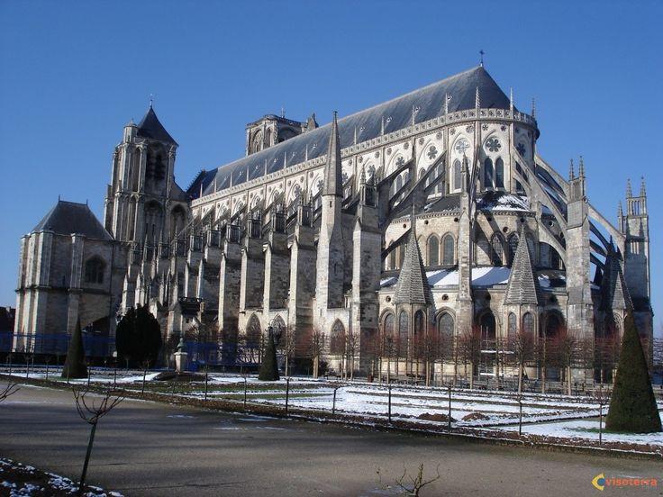 Visiter Cathédrale de Bourges - La crypte et la tour – Mes Sorties Culture – CMN - Cathédrale de Bourges