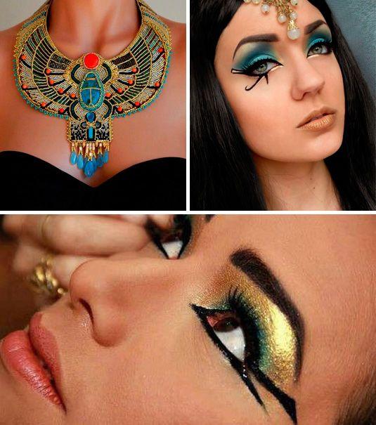 Maquillaje Egipto, Maquillaje Antiguo, Maquillaje Egipcio Cleopatra, Maquillaje Egipcias, Disfraz De Cleopatra, Maquillaje Basado, Maquillaje Personajes,