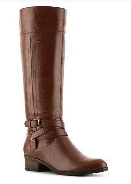 #DSW Shoe Warehouse - Unisa Toshio Riding Boot  #EastwoodPinPals