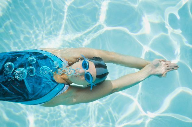Swimming For Beginners Read This Before You Dive In Livestrong Com Swimming For Beginners Swimming Workouts For Beginners Swimming Workout