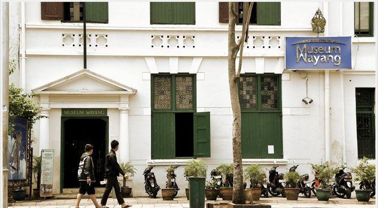 Museum Wayang Menambah Wawasan Dunia Perwayangan di Jakarta - Jakarta
