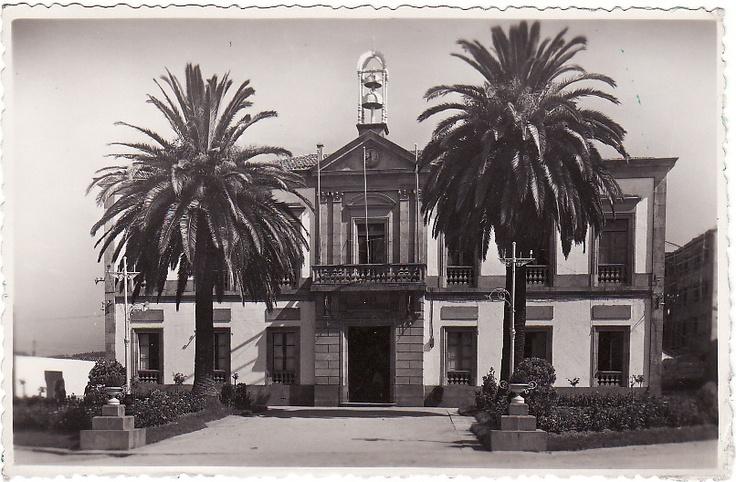 Ravella. Casa do Concello.