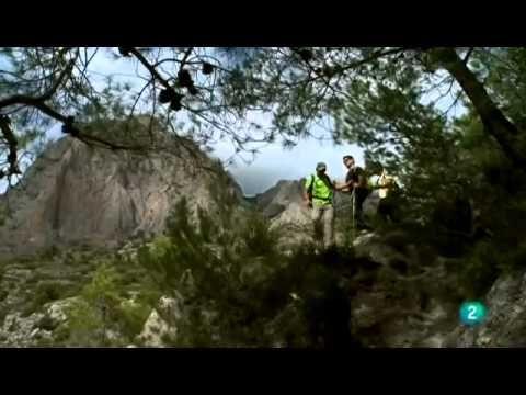 Serafin Zubiri llega a la cima del Puig Campana!