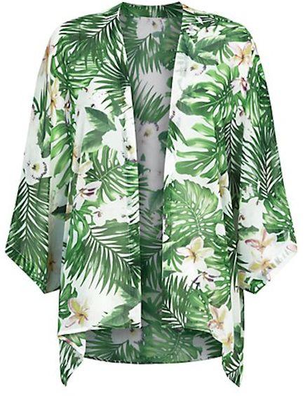 kimono jungle new look