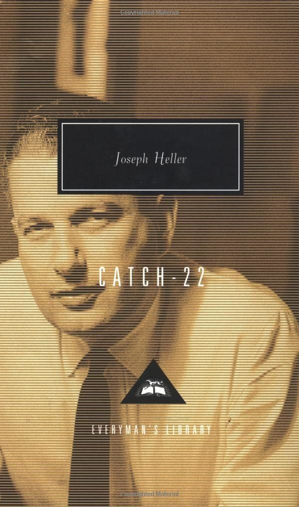 Catch-22 (Everyman's Library): Joseph Heller: 9780679437222: Amazon.com: Books
