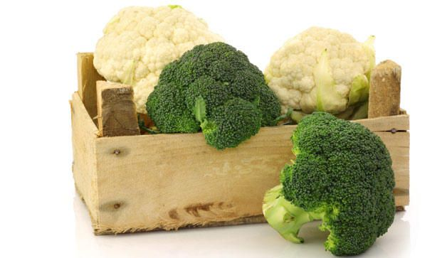 Which Is Healthier: Broccoli Or Cauliflower?  http://www.prevention.com/food/healthy-eating-tips/broccoli-nutrition-vs-cauliflower-nutrition