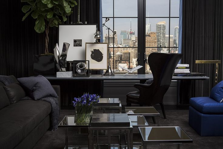 Today's inspiring interior design ideas come from the sleek and luxurious interiors of a contemporary design apartment located in downtown, New York. The owner of this two-bedroom exceptionally finished residence, needed a place to stay while in the city. To handle the matter for him, he turned to his trusted interior designer with whom he […]