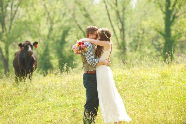 Rustic-Pastoral-Wedding