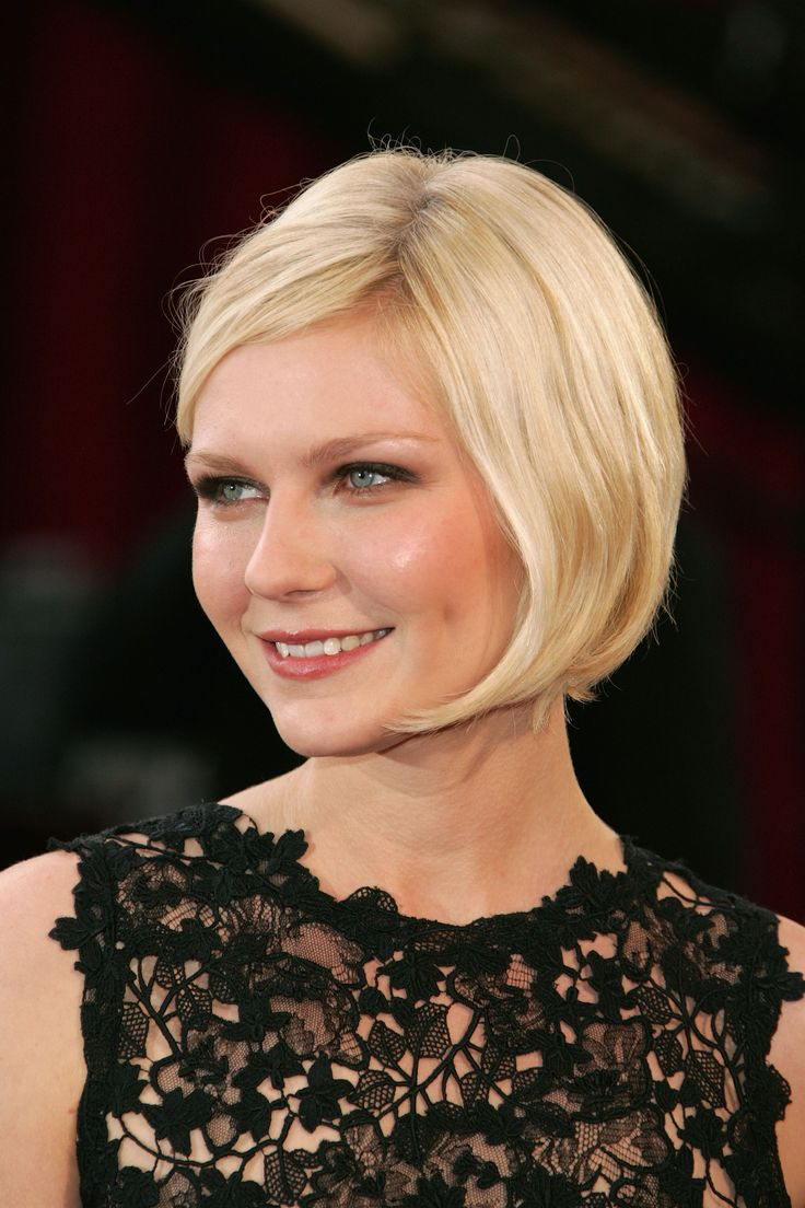 Perm for very short hair this epic perm really speaks for itself - 50 Celebrity Bobs That Aren T Your Average Mom Cut