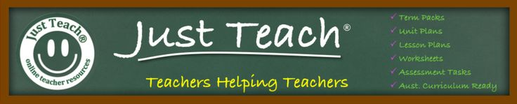 Just Teach Home - Just Teach HQ