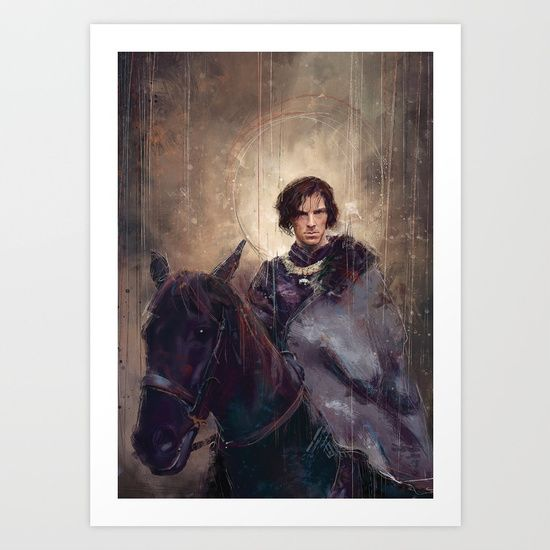 Richard III Art Print by Wisesnail | Society6
