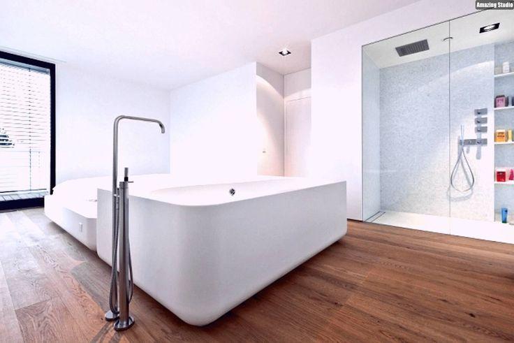 104 best dekoideen bad selber machen images on Pinterest Bedrooms - badezimmer selber bauen