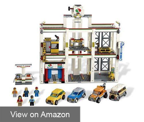 Best Toy Parking Garages 2018