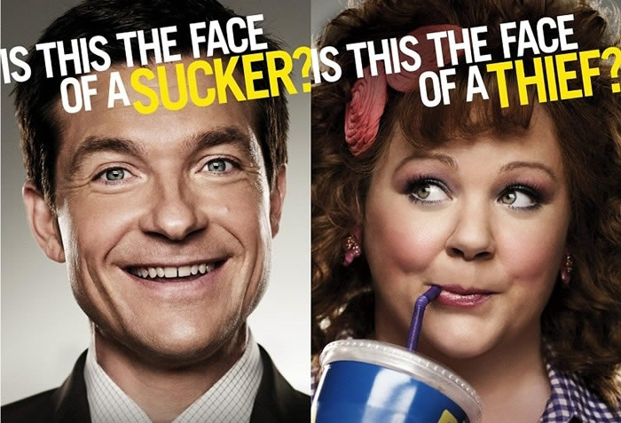 Identity Thief Trailer and Poster is Here!