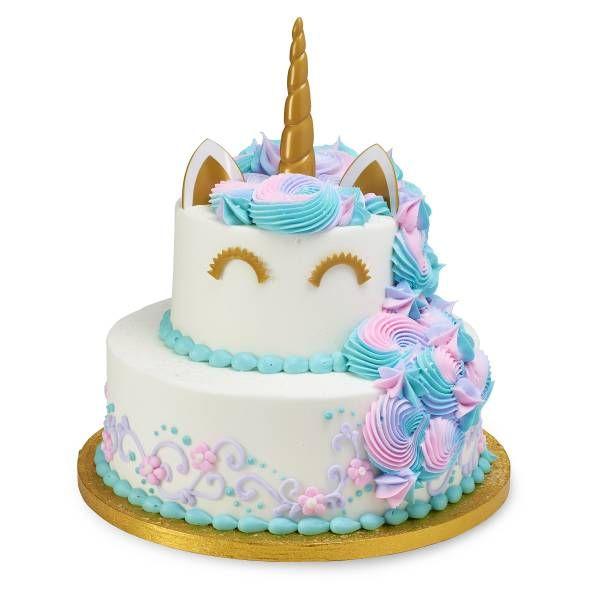 Mystical Unicorn Signature Cake Publix Birthday Cakes My