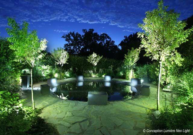 Jardins de lumi re au domaine de chaumont sur loire for Lumiere de jardin