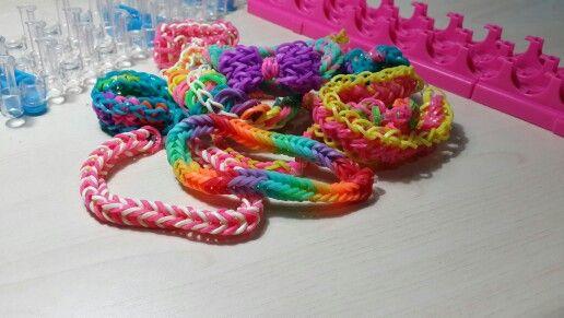 All Rainbow Loom