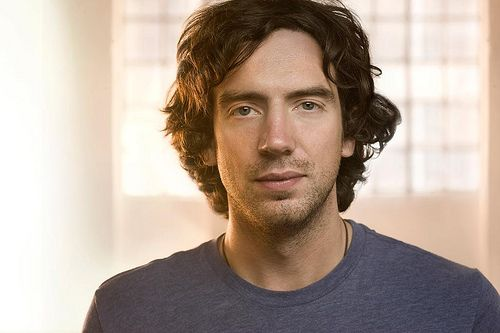 Gary Lightbody of Snow Patrol... some of the best lyrics ever come from this man.