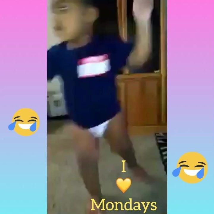 Oh how I love MondaysGet up & grindPut that slow R&B #usher on and GrindLets Twerk this week out#ilovemondays #mondaymotivation #mondaymood #laugh #twerk #dance #workout #workoutmotivation #babydance #laughhard #liveinthemoment #lovelife #makovetothebike #grind #motivated #inspiration #motivation #motivateu