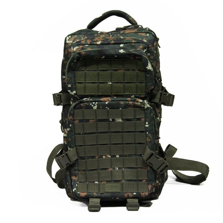 Osage River Tactical Pack-Digital Woodland Camo