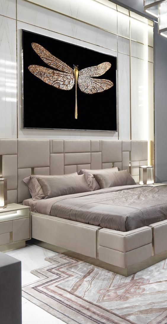 The Best High End Bedroom Design Ideas, Curated By Boca Do Lobo To Serve As  Inspiration For The Modern Interior Designer. Master Bedrooms, Minimalistic  ...