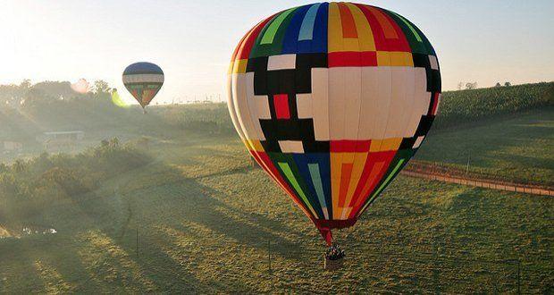 Combina Tudo - O Blog que é Sua Cara: Vôo de Balão - Uma Experiência Inesquecível