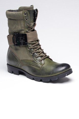 Urban hiking boot.