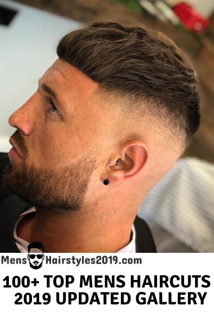 Mens Hairstyles 2019 Top 100 Mens Haircuts Variations Gallery