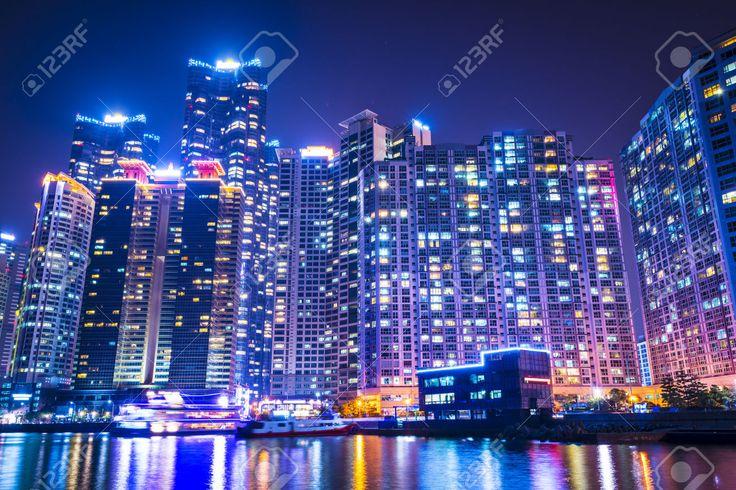 http://previews.123rf.com/images/sepavo/sepavo1401/sepavo140100215/25261382-Busan-South-Korea-skyline-at-Haeundae-District--Stock-Photo.jpg