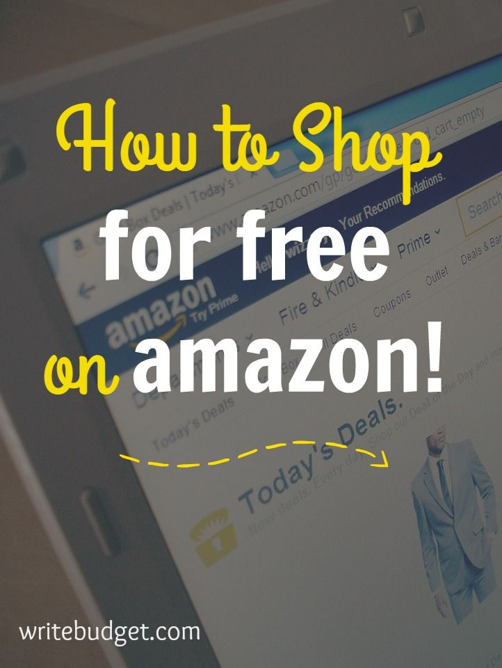 How you can shop free on amazon, whether it's for gifts, gadgets, or anything else that you want or need