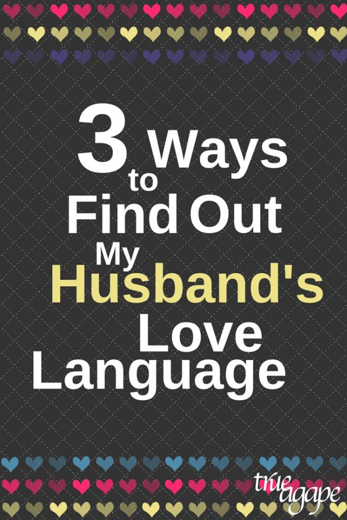 5 love languages test for husbands