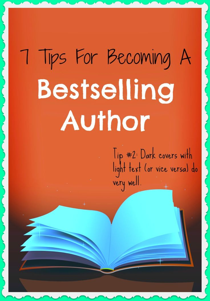Want to know how to become a bestselling author? This post tells you exactly how. Good stuff!