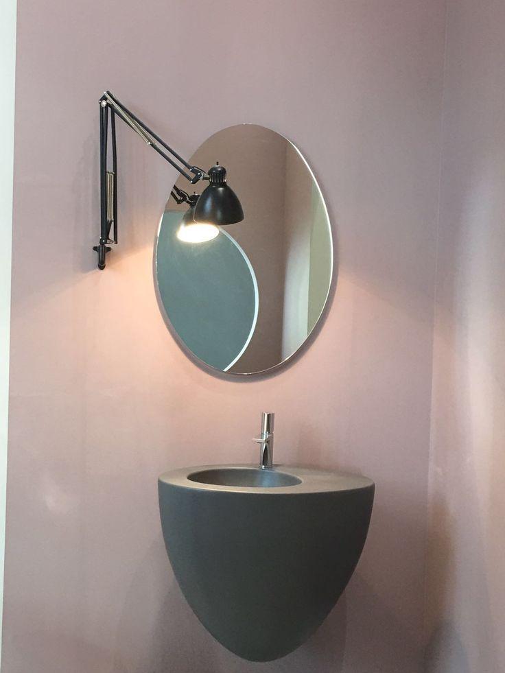LE GIARE collection by C. silvestrin for CIELO - Salone del Mobile 2016 #bathroomcollection #bath #washbasin #design #cielo #ceramic